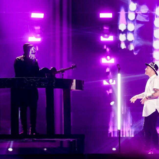 Eurovision 2017 Finals